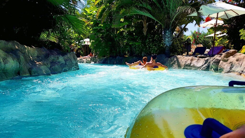 üdülés Kanári-szigetek, Tenerife, Programok magyarul, Siam Park, A Világ Legjobb Aquaparkja, 2