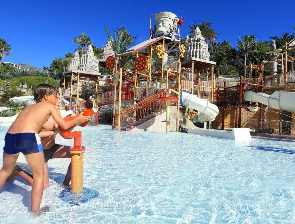üdülés, Tenerife, Programok magyarul, Siam Park, A Világ Legjobb Aquaparkja, 6