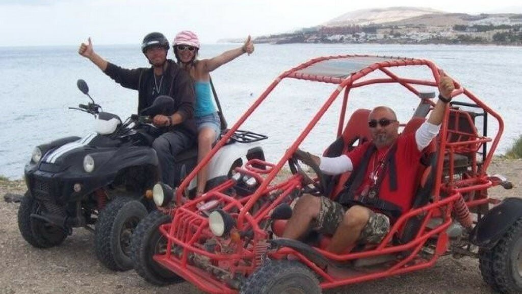 üdülés, Fuerteventura, Programok magyarul, Quad Túrák Fuerteventura Tájain, 0