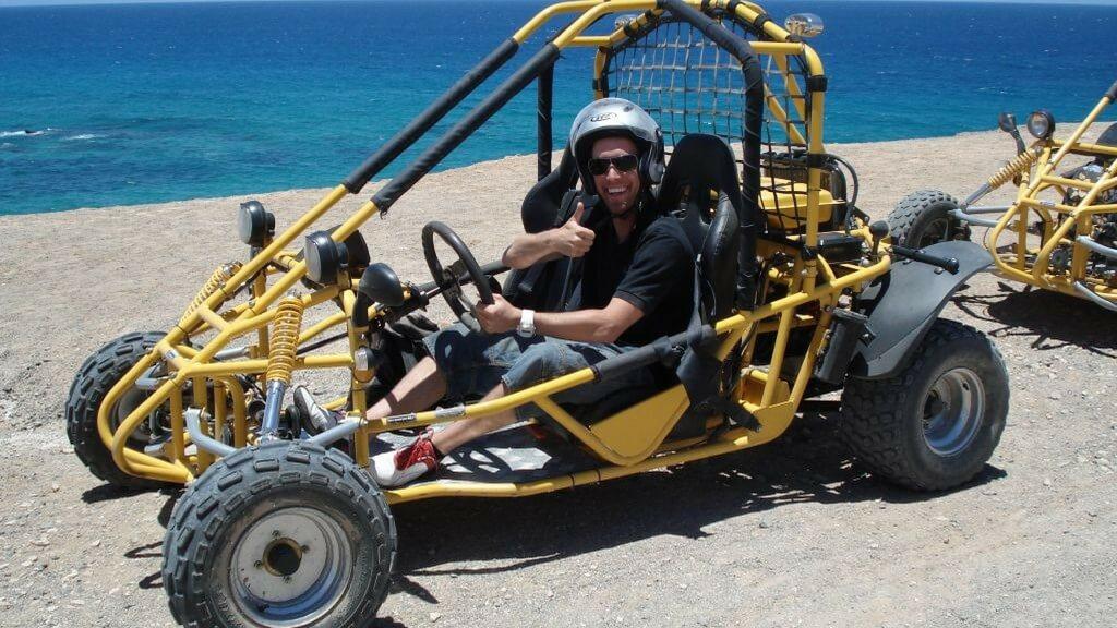 utazások, Fuerteventura, Programok magyarul, Quad Túrák Fuerteventura Tájain, 1