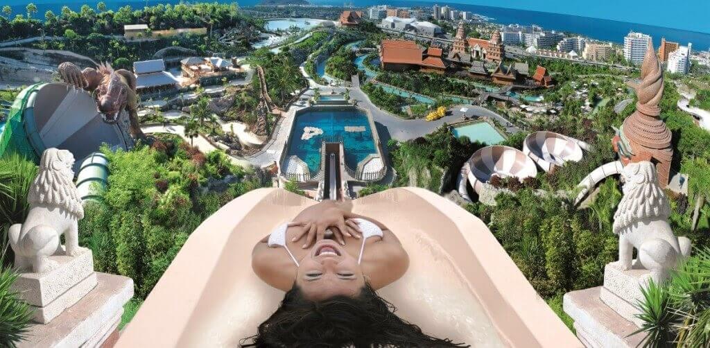 utazási iroda, Tenerife, Programok magyarul, Loro Park és Siam Park Twin Ticket, 1