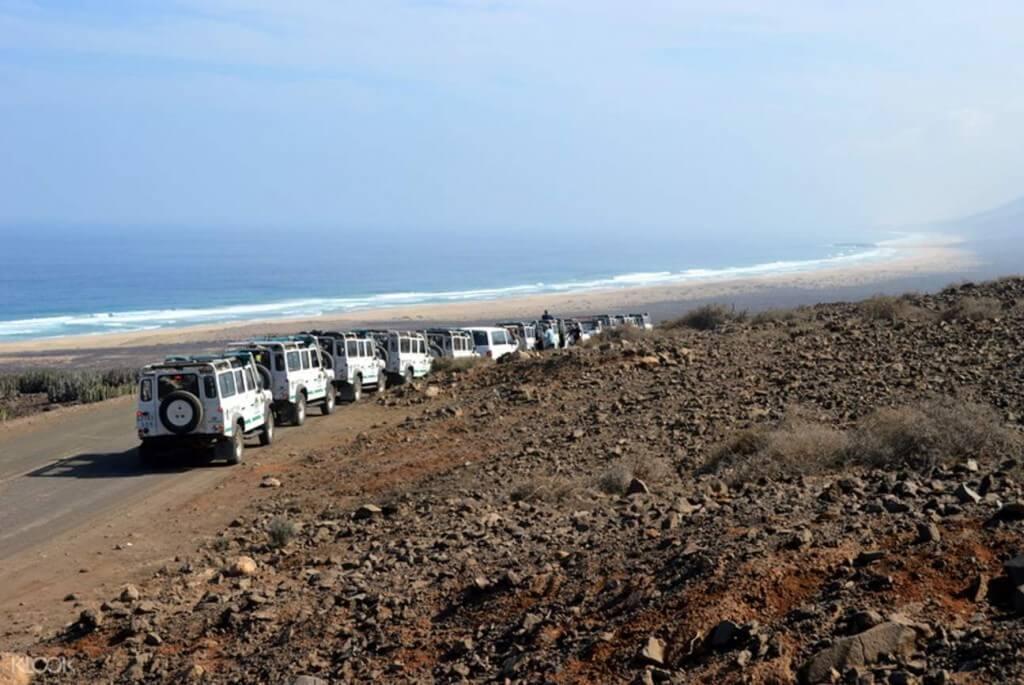 utak, Fuerteventura, Programok magyarul, Jeep Safari Cofete (dél-fuerteventura), 0