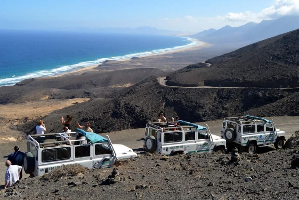 utazási ajánlatok, Fuerteventura, Programok magyarul, Jeep Safari Cofete (dél-fuerteventura), 1