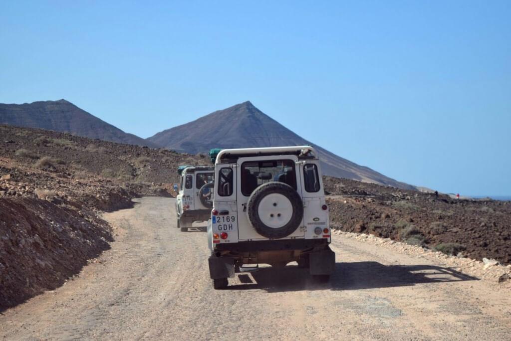 utazási iroda, Fuerteventura, Programok magyarul, Jeep Safari Cofete (dél-fuerteventura), 2