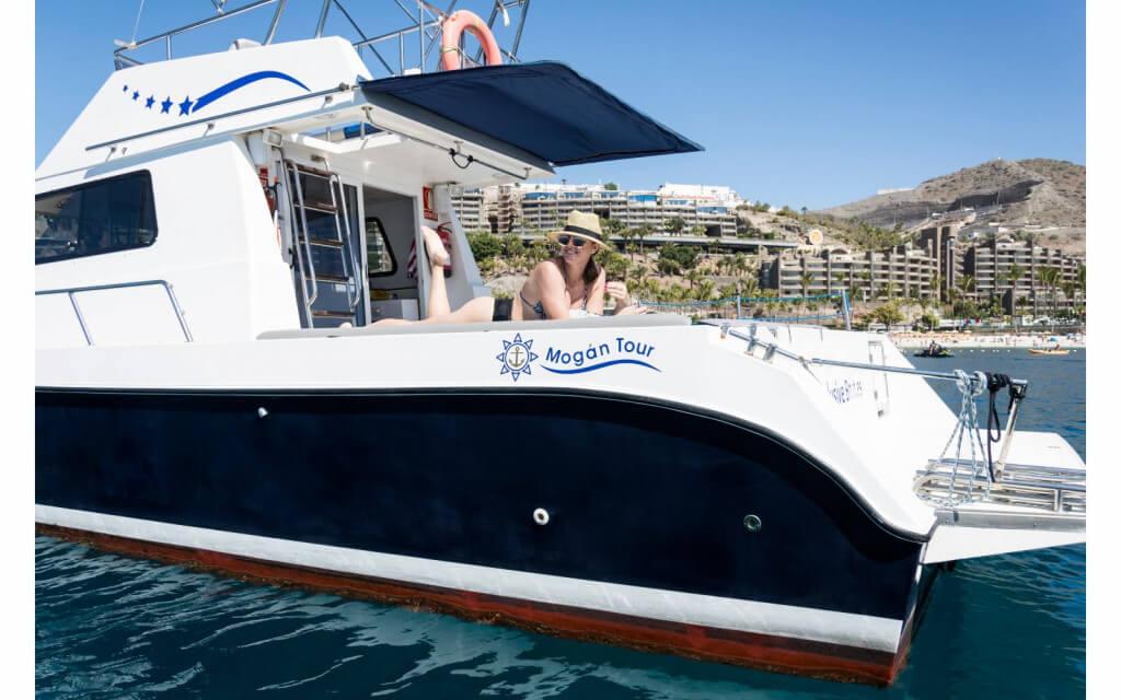 utazási ajánlatok, Gran Canaria, Programok magyarul, Luxus Katamarán Túra, 8