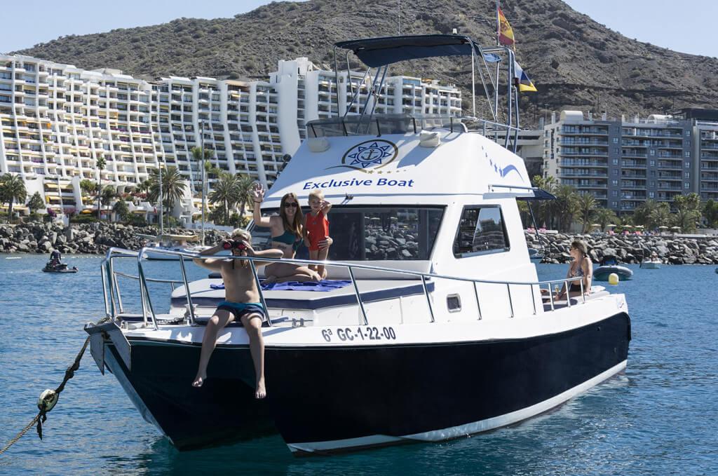 utazások, Gran Canaria, Programok magyarul, Luxus Katamarán Túra, 9