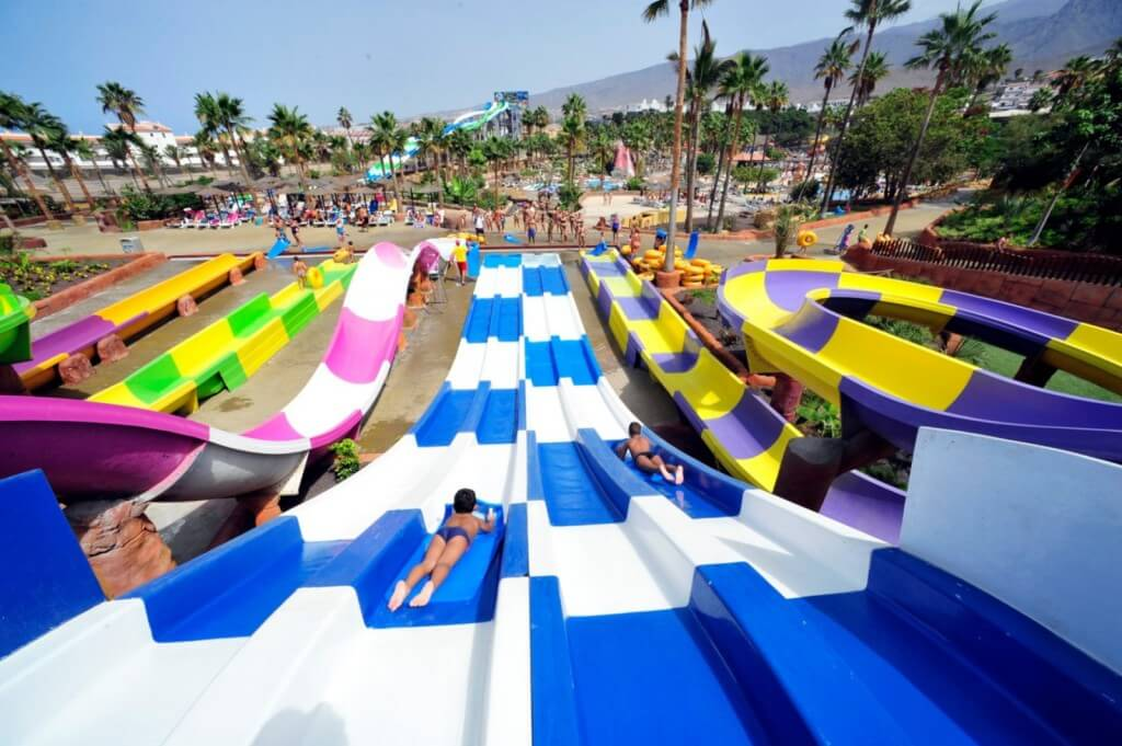 Kanári-szigetek utazás, Tenerife, Programok magyarul, Aqualand Belépő, 5
