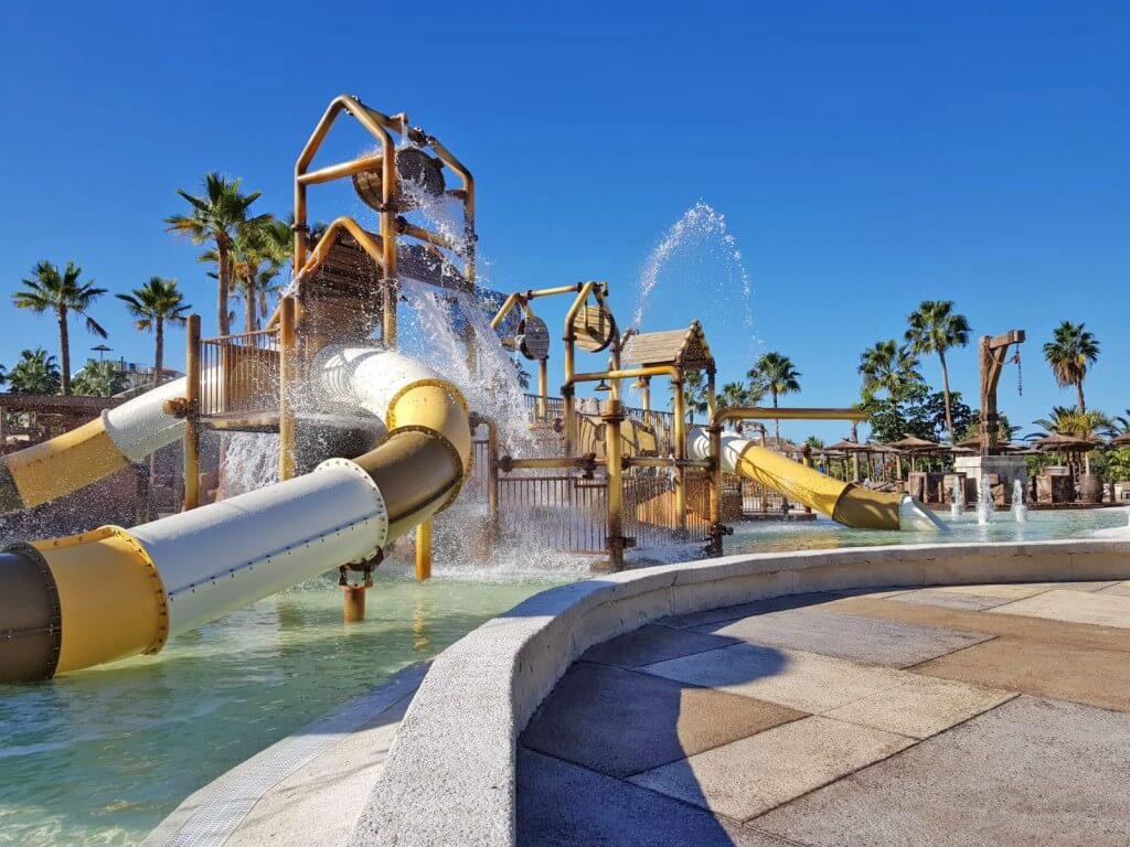 nyaralás all inclusive, Tenerife, Programok magyarul, Aqualand Belépő, 8