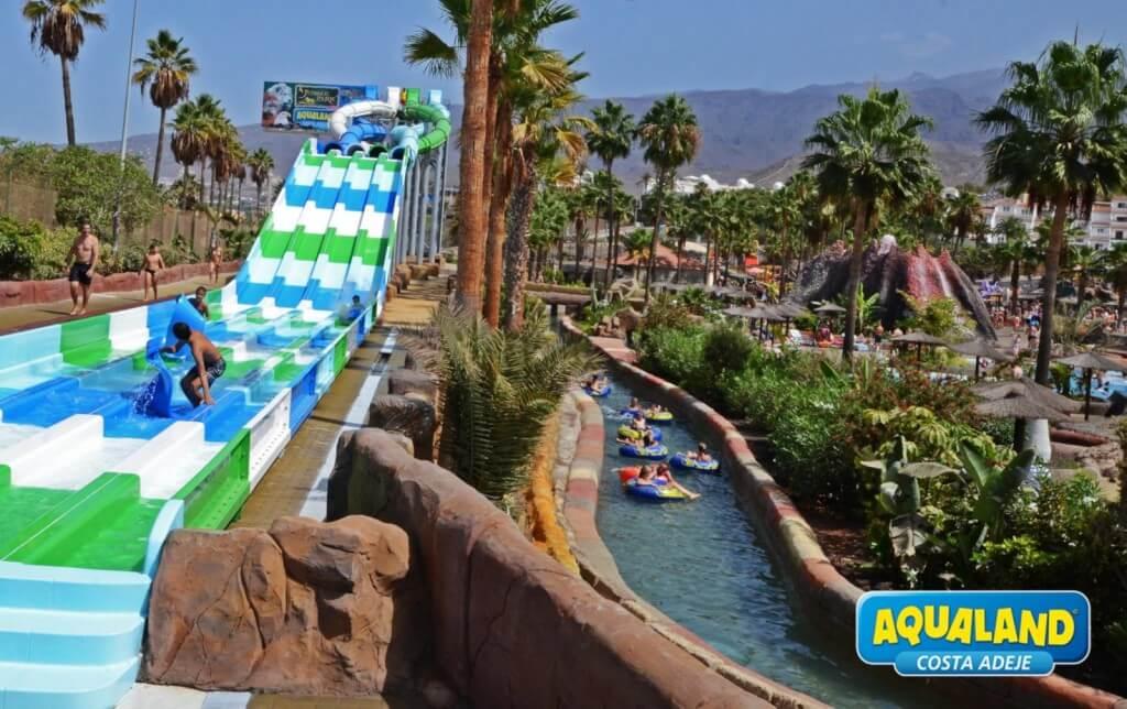 utak Kanári-szigetek, Tenerife, Programok magyarul, Aqualand Belépő, 12