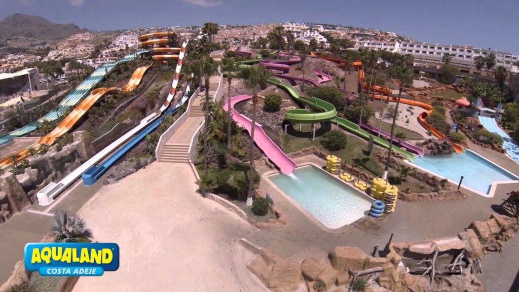 utak Kanári-szigetek, Tenerife, Programok magyarul, Aqualand Belépő, 9