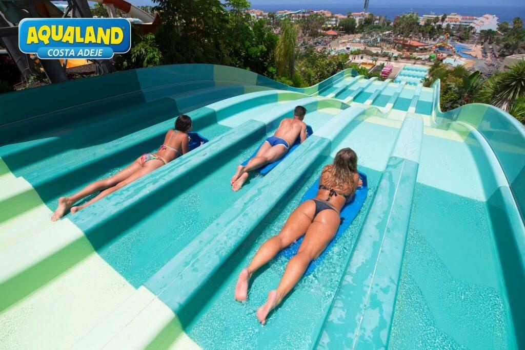 utazás, Tenerife, Programok magyarul, Aqualand Belépő, 0