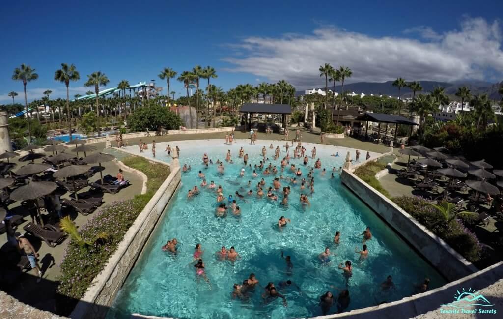 utazások, Tenerife, Programok magyarul, Aqualand Belépő, 2