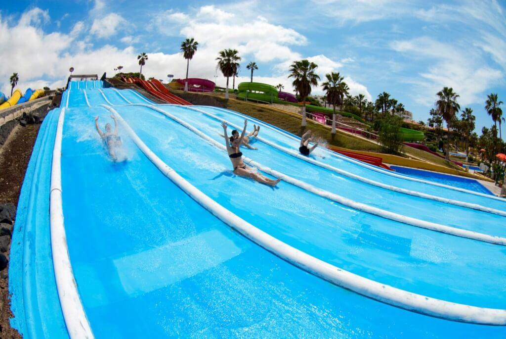 utazások, Tenerife, Programok magyarul, Aqualand Belépő, 3