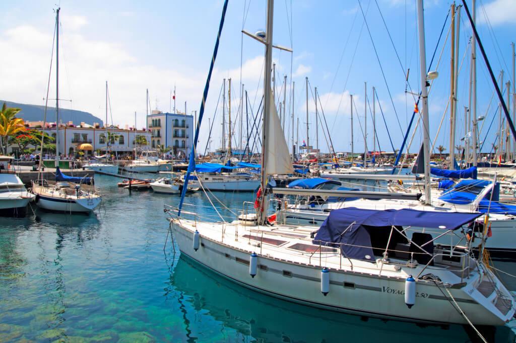 Kanári-szigetek utazás, Gran Canaria, Programok magyarul, Kirándulás Puerto De Moganba Magyar Idegenvezetéssel, 4