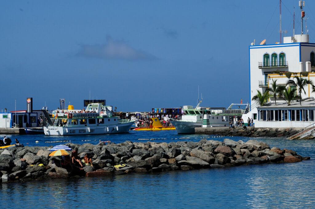 Kanári-szigetek utazás, Gran Canaria, Programok magyarul, Kirándulás Puerto De Moganba Magyar Idegenvezetéssel, 5