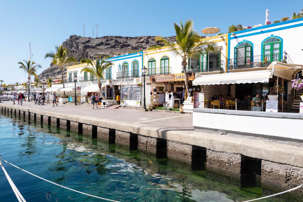 nyaralás olcsón, Gran Canaria, Programok magyarul, Kirándulás Puerto De Moganba Magyar Idegenvezetéssel, 10