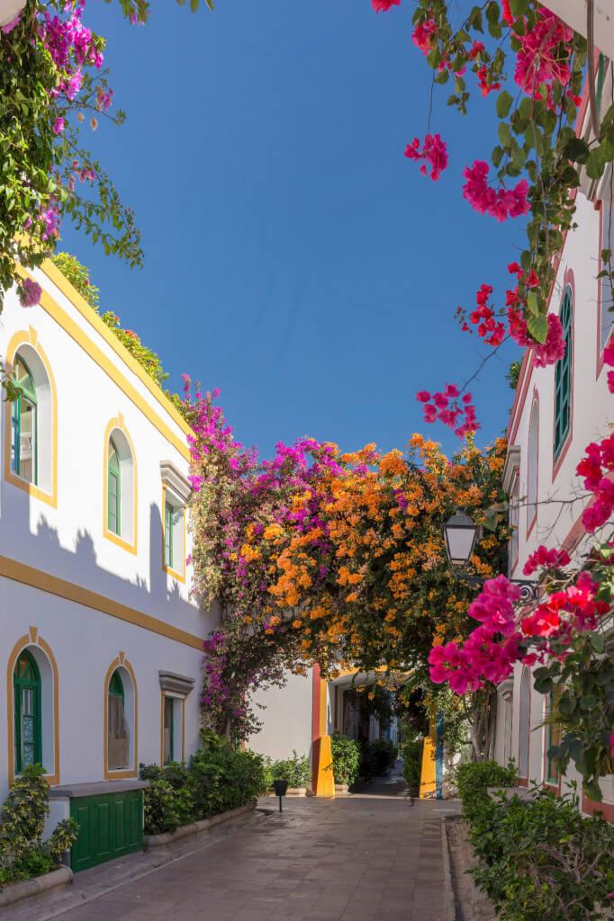 utak, Gran Canaria, Programok magyarul, Kirándulás Puerto De Moganba Magyar Idegenvezetéssel, 1