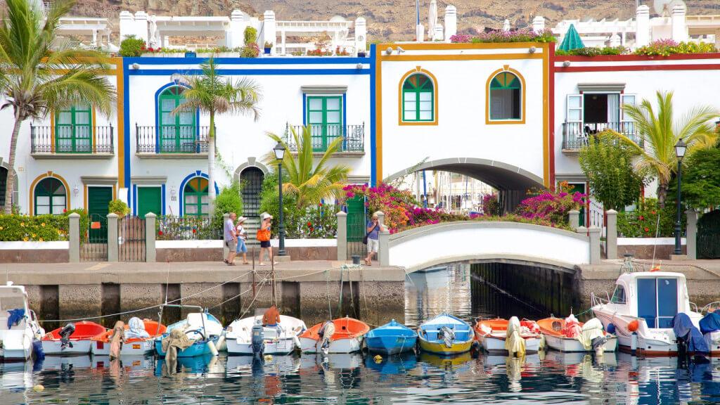 utak Kanári-szigetek, Gran Canaria, Programok magyarul, Kirándulás Puerto De Moganba Magyar Idegenvezetéssel, 11