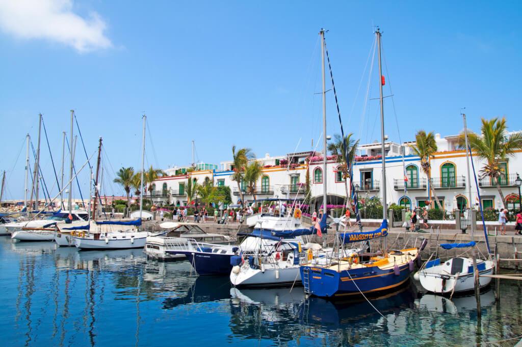 utazási iroda, Gran Canaria, Programok magyarul, Kirándulás Puerto De Moganba Magyar Idegenvezetéssel, 3