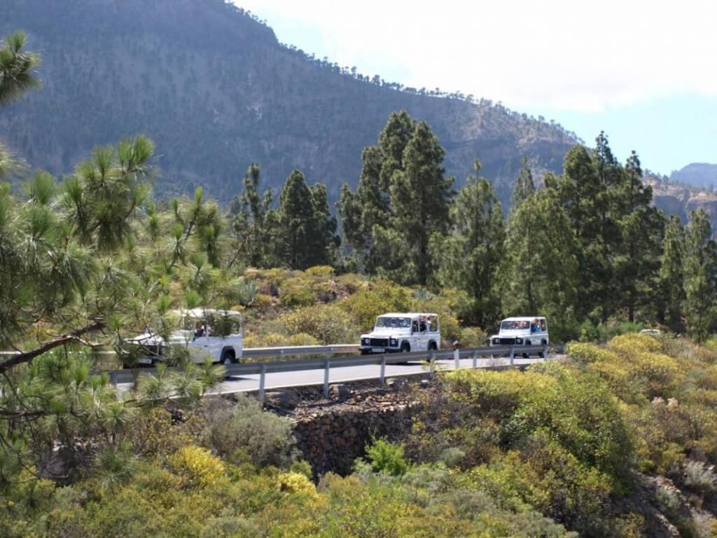 üdülés Kanári-szigetek, Gran Canaria, Programok magyarul, Jeep Safari Gran Canaria, 1