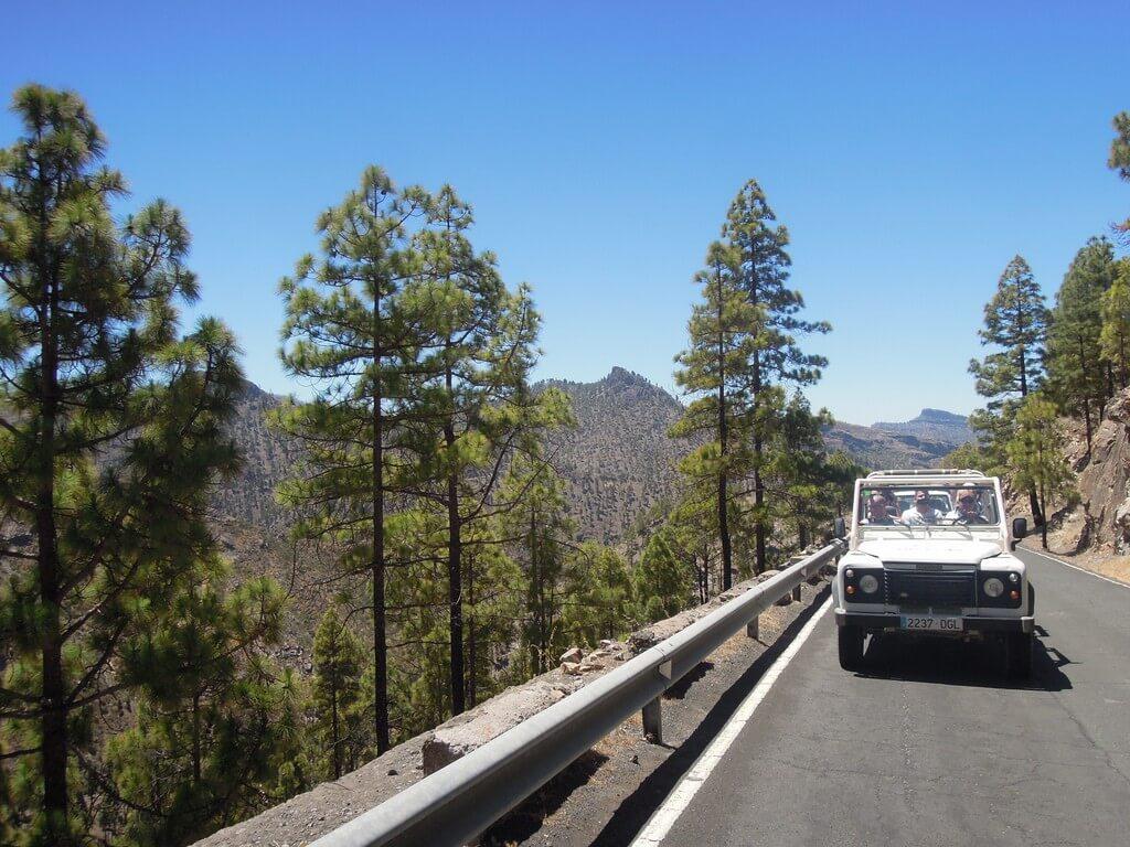 utazási ajánlatok, Gran Canaria, Programok magyarul, Jeep Safari Gran Canaria, 0