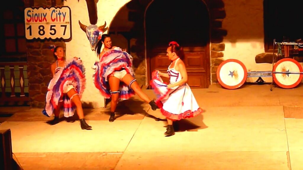 nyaralás all inclusive, Gran Canaria, Programok magyarul, Vadnyugati Park, 4