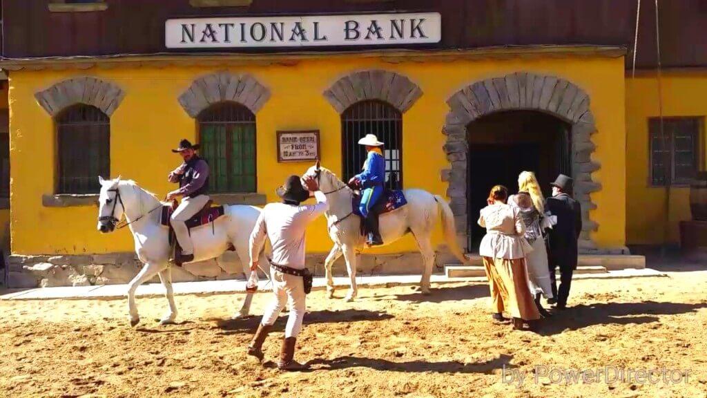 üdülés Kanári-szigetek, Gran Canaria, Programok magyarul, Vadnyugati Park, 5