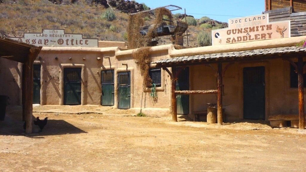 utak Kanári-szigetek, Gran Canaria, Programok magyarul, Vadnyugati Park, 1