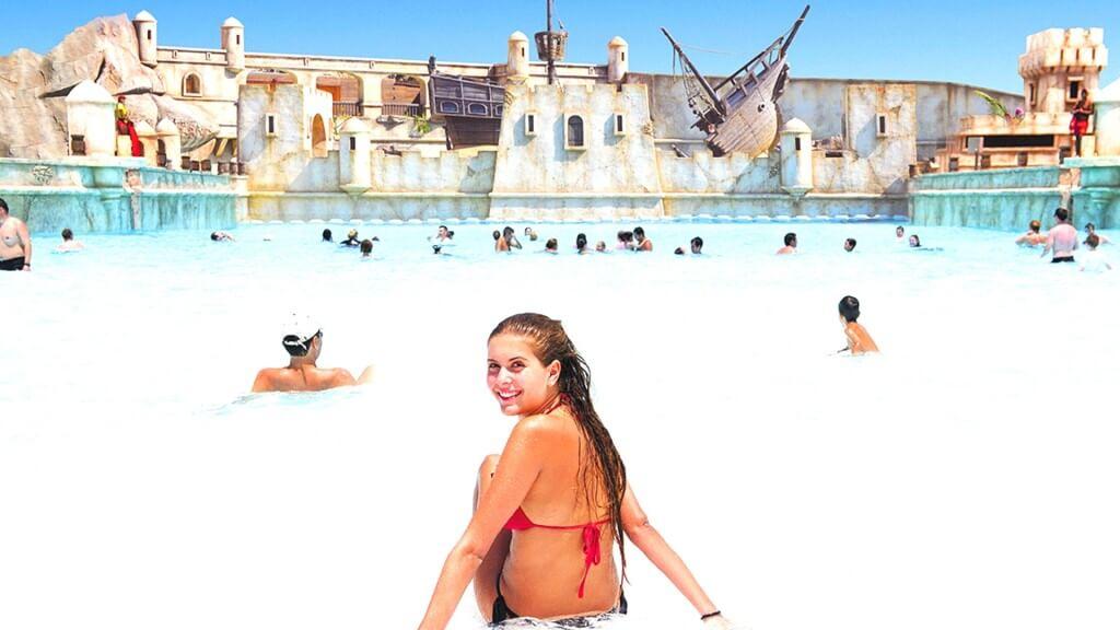 Kanári-szigetek utazás, Gran Canaria, Programok magyarul, Aqualand Maspalomas és Palmitos Park Kombi Jegy, 14