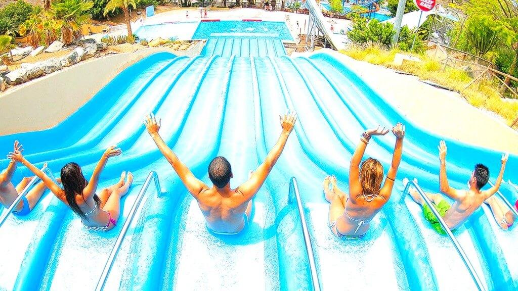 Kanári-szigetek utazás, Gran Canaria, Programok magyarul, Aqualand Maspalomas és Palmitos Park Kombi Jegy, 15