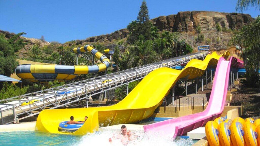 nyaralás olcsón, Gran Canaria, Programok magyarul, Aqualand Maspalomas és Palmitos Park Kombi Jegy, 13