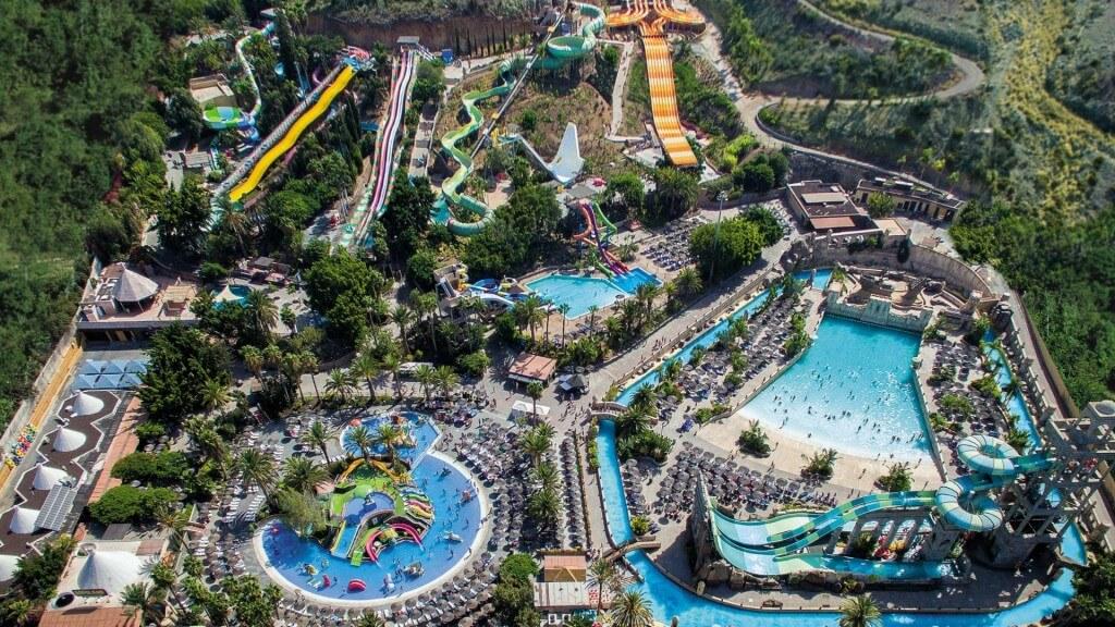 üdülés, Gran Canaria, Programok magyarul, Aqualand Maspalomas és Palmitos Park Kombi Jegy, 10