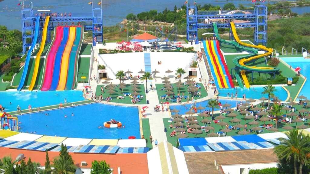 utazás repülővel, Gran Canaria, Programok magyarul, Aqualand Maspalomas és Palmitos Park Kombi Jegy, 12